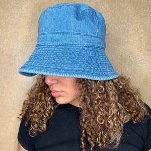 Accessories - Denim Bucket Hat